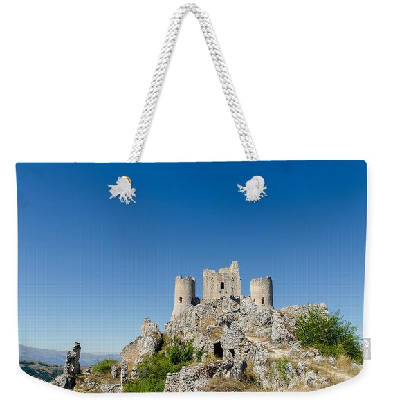 Italian Landscapes - Forgotten Ages Weekender Tote Bag