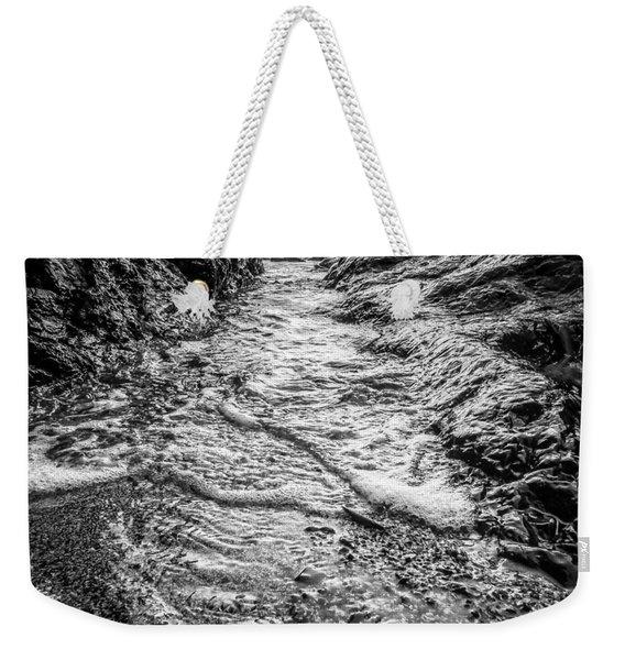 It's A Rush Browns Beach  Weekender Tote Bag