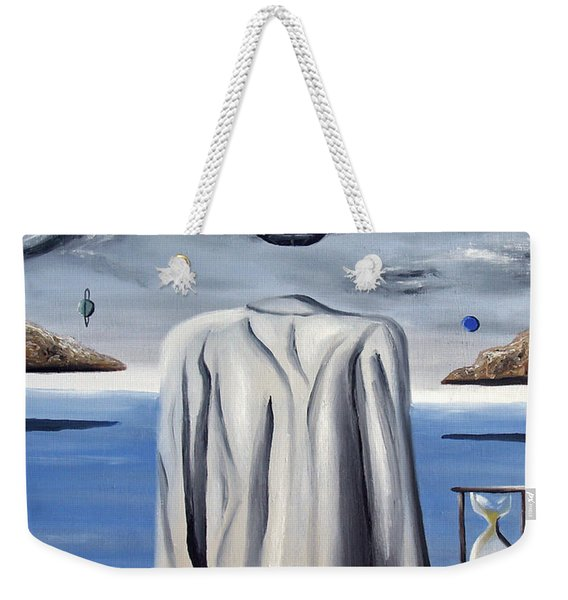Its All In Your Head Weekender Tote Bag