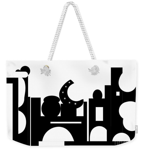 Its Bazaar Weekender Tote Bag