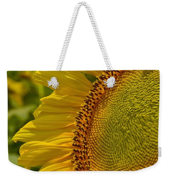 Weekender Tote Bag featuring the photograph Itsy Bitsy by Skip Hunt