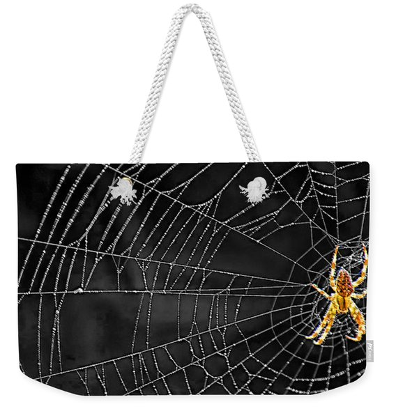 Itsy Bitsy Spider My Ass 3 Weekender Tote Bag