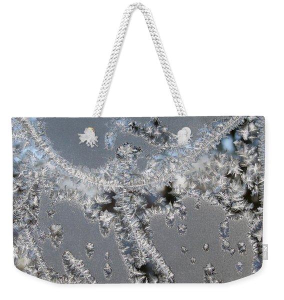 Jack Frost's Victory Dance Weekender Tote Bag