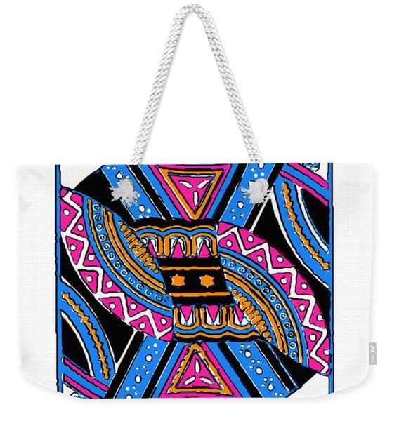 Jack Of Spades - V3 Weekender Tote Bag