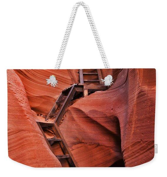 Jacob's Ladder Weekender Tote Bag