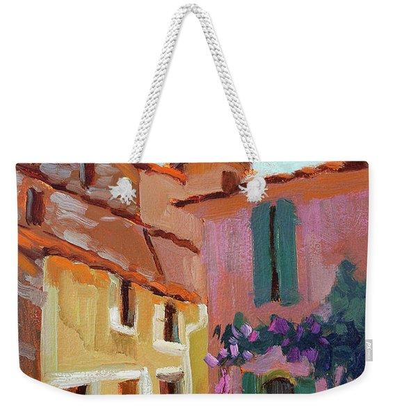 Jacques House Weekender Tote Bag