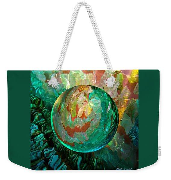 Jaded Jewels Weekender Tote Bag