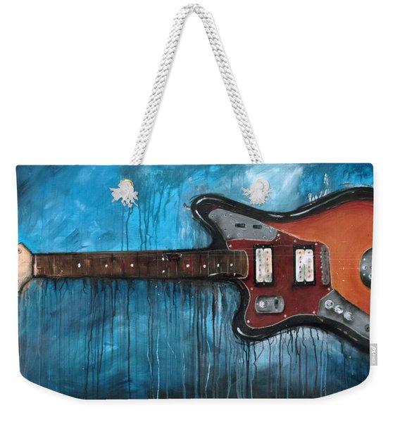 Jaguar Nirvana Weekender Tote Bag