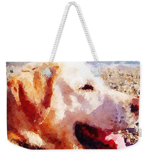 Jake Weekender Tote Bag