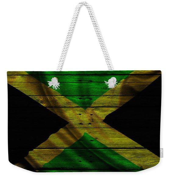 Jamaica Weekender Tote Bag