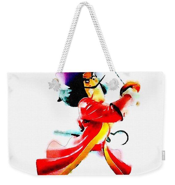 James Weekender Tote Bag