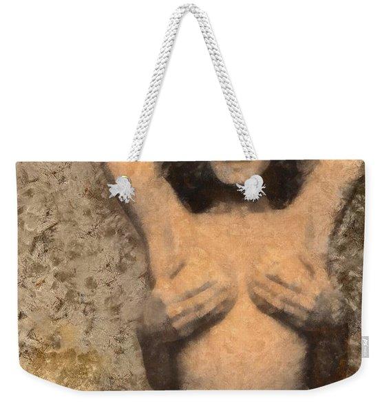 Janet Jackson - Tribute Weekender Tote Bag