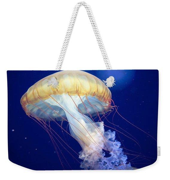 Japanese Sea Nettle Chrysaora Pacifica Weekender Tote Bag