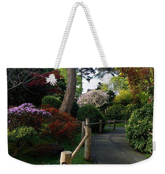 Japanese Tea Garden, San Francisco Weekender Tote Bag