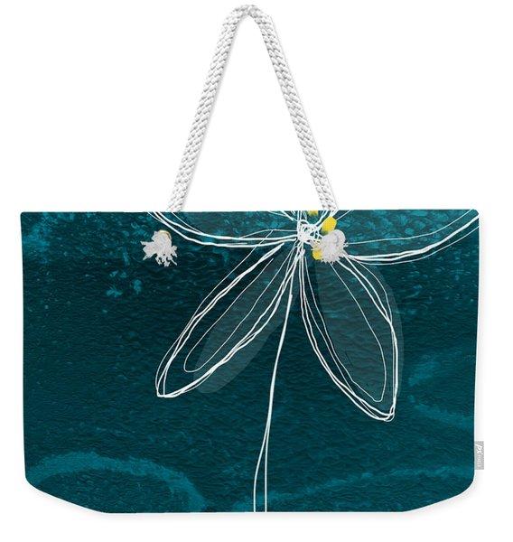 Jasmine Flower Weekender Tote Bag