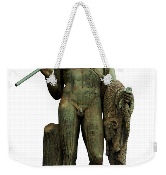 Jason And The Golden Fleece Weekender Tote Bag