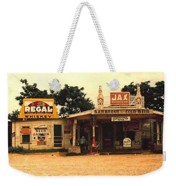 Jax Juke Joint Melrose Louisiana Weekender Tote Bag