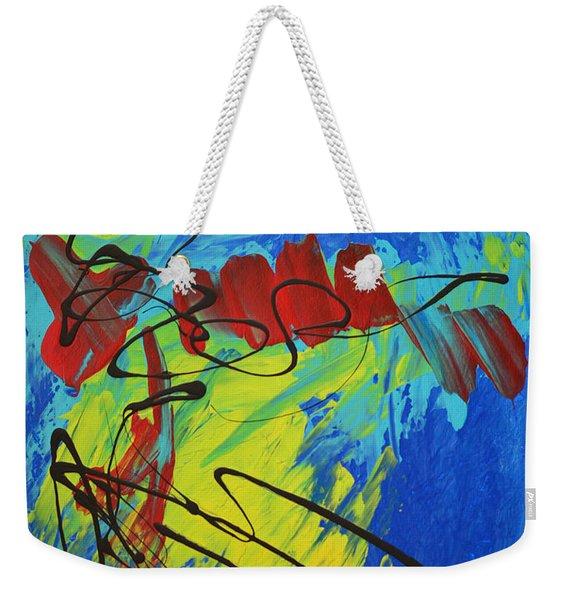 Jazz Baby Weekender Tote Bag