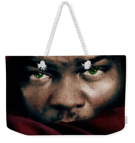 Jealous Othello Weekender Tote Bag