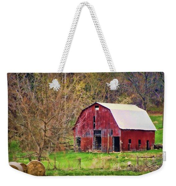 Jemerson Creek Barn Weekender Tote Bag