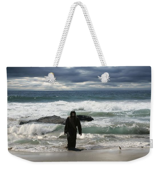 Jesus Christ- Behold I Come Quickly Weekender Tote Bag