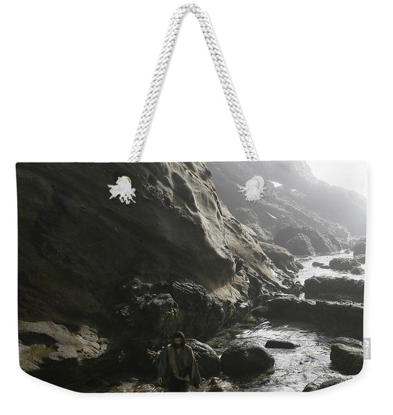 Jesus Christ- He Comforts Us In All Our Troubles Weekender Tote Bag