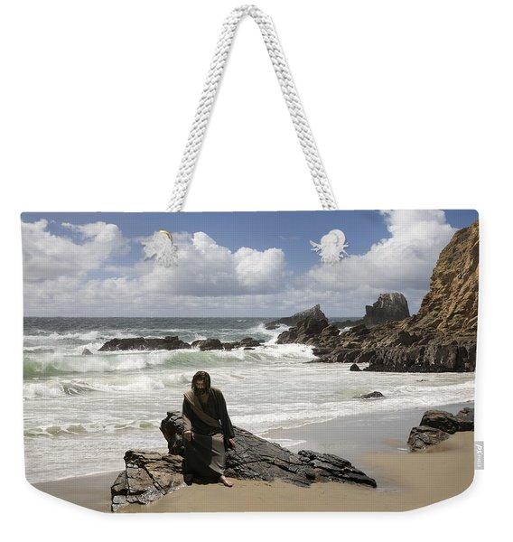 Jesus Christ- Make Time For Me I Miss You Weekender Tote Bag
