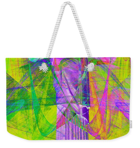Jesus Christ Superstar 20130617p32 Weekender Tote Bag