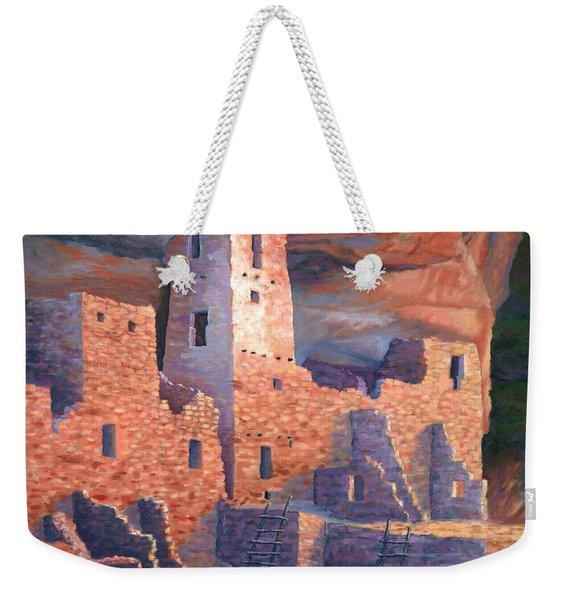 Jewel Of Mesa Verde Weekender Tote Bag