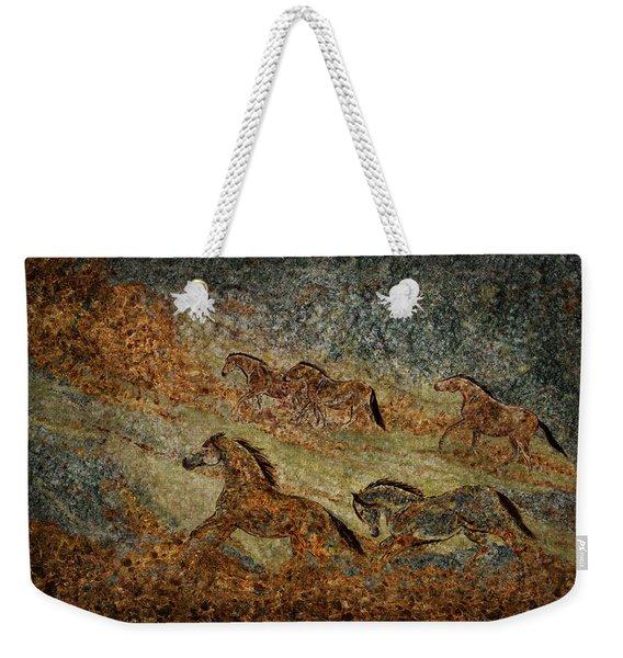 Jewels Of The Nile Weekender Tote Bag