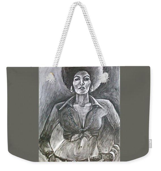 Jezebel Weekender Tote Bag