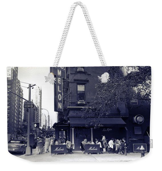 J.g. Melon - Manhattan  Weekender Tote Bag