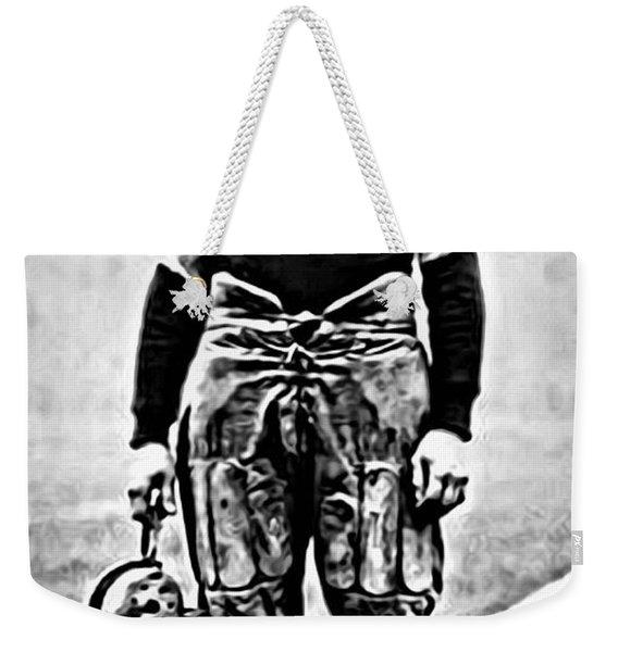 Jim Thorpe Weekender Tote Bag
