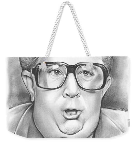 Jiminy Glick Weekender Tote Bag