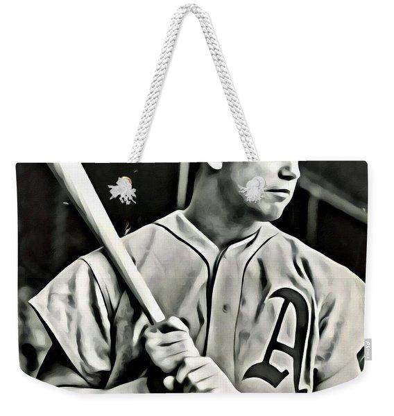 Jimmie Foxx Weekender Tote Bag