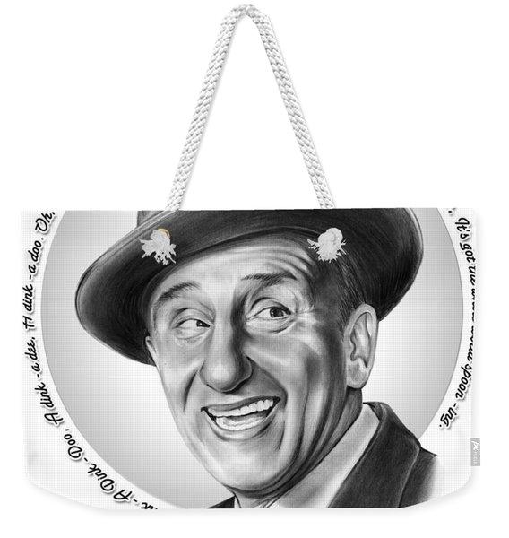Jimmy Durante Weekender Tote Bag