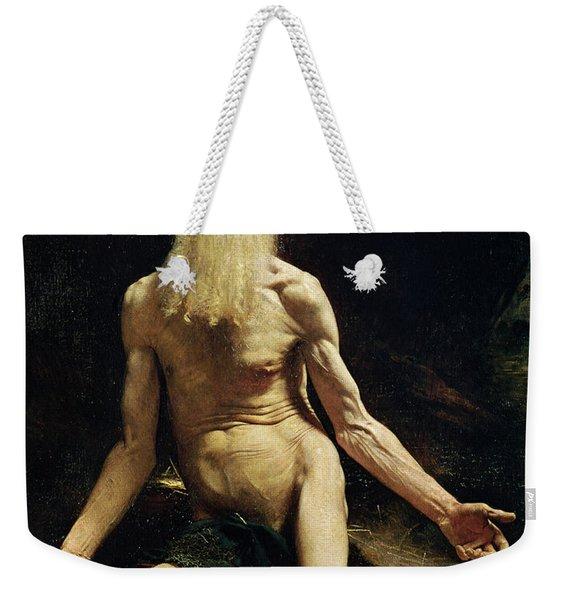 Job Weekender Tote Bag