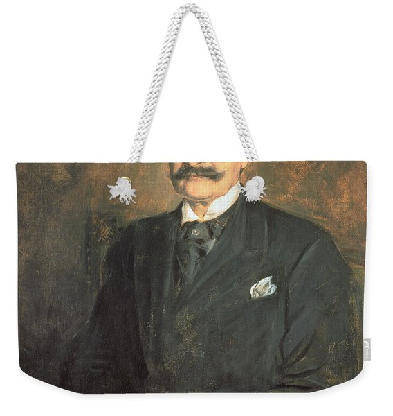 Johann Strauss The Younger, 1895 Weekender Tote Bag