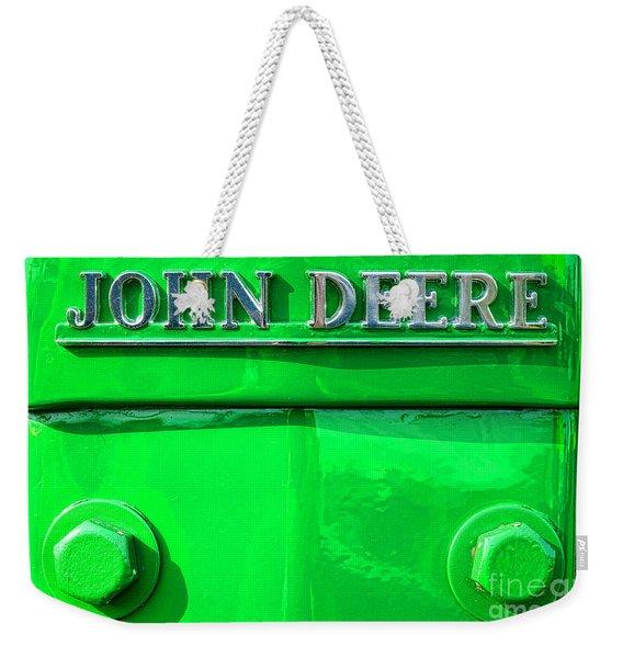 John Deere  Weekender Tote Bag