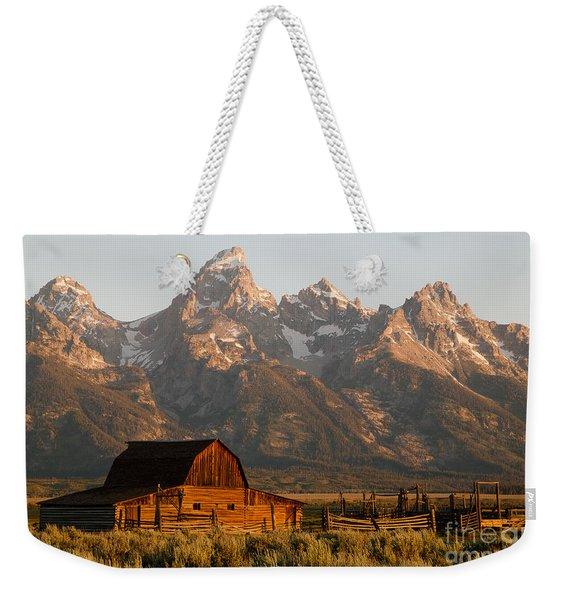 John Moulton Barn Weekender Tote Bag