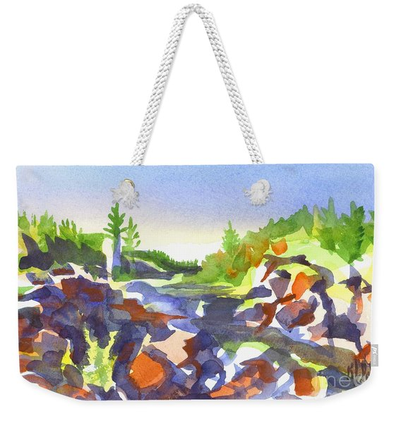 Johnsons Shut Ins Weekender Tote Bag