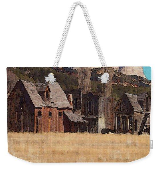 Johnsonville Weekender Tote Bag