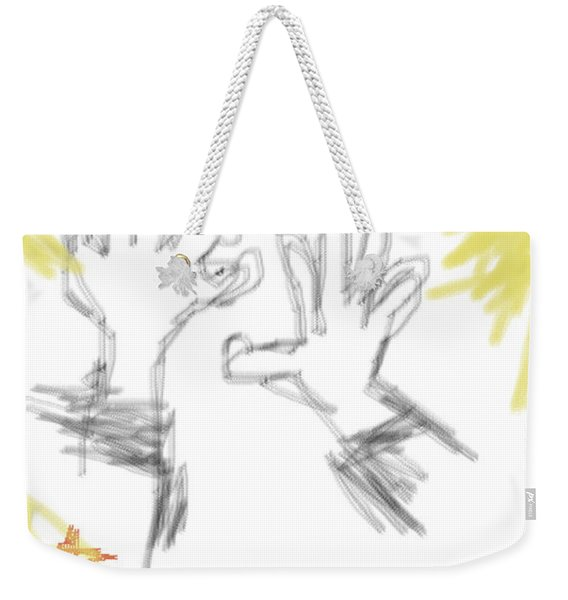 Jose Saramago Blindness Poster Weekender Tote Bag