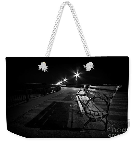 Journey Into Darkness Weekender Tote Bag