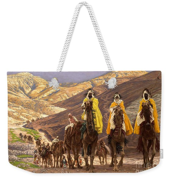 Journey Of The Magi Weekender Tote Bag