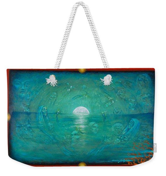 Journey Of The Soul Weekender Tote Bag