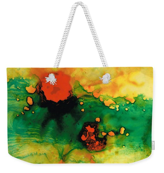 Jubilee - Abstract Art By Sharon Cummings Weekender Tote Bag