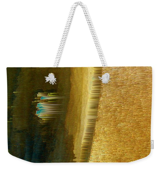 Jug Abstraction Weekender Tote Bag