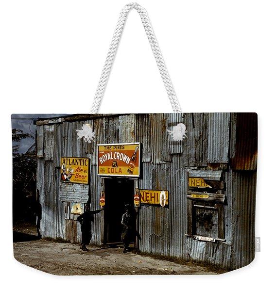 Juke Joint Natchez Mississippi Weekender Tote Bag