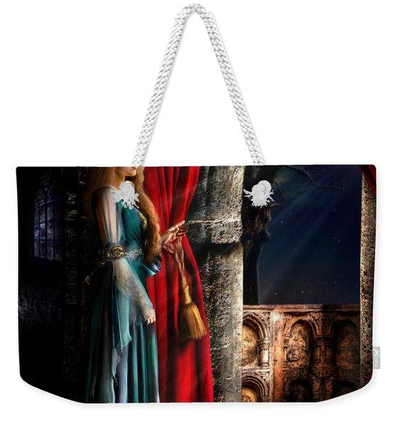 Juliet Weekender Tote Bag